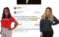 Tweets about domestic violence and revenge sex tapes by Teen mom 2 stars Kail Lowry and Briana DeJesus