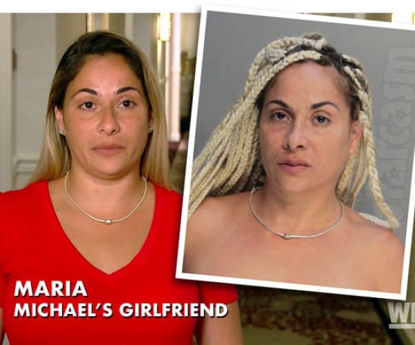 Life After lockup Mcihael's girlfriend Maria Figuera