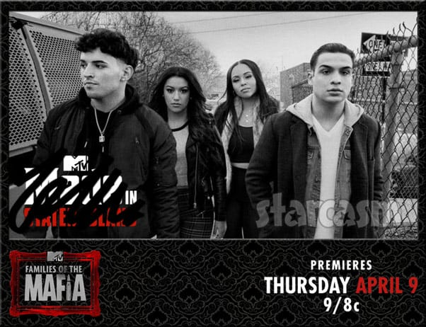 Made In Staten Island Families of the Mafia MTV