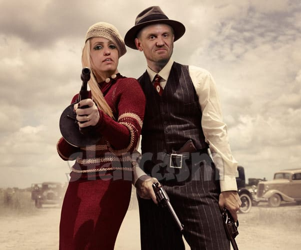 Love After Lockup Life After Lockup Clint and Tracie as Bonnie and Clyde