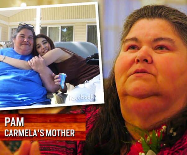 Breaking Amish Return To Amish Jeremiah Raber's wife Carmela Raber's mom Pam passed away