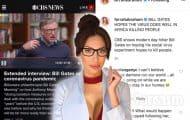 Teen Mom Farrah Abraham attacks Bill Gates over coronavirus pandemic