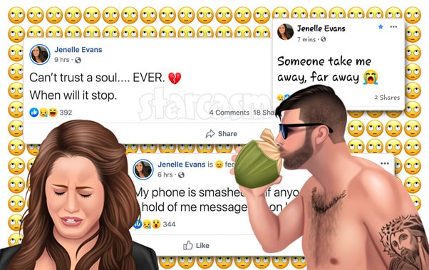 Teen Mom 2 Jenelle Evans and David Eason fighting again? 2020 edition