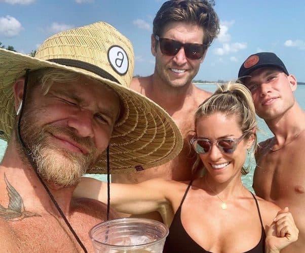 Kristin Cavallari and Jay Cutler Bahamas 1