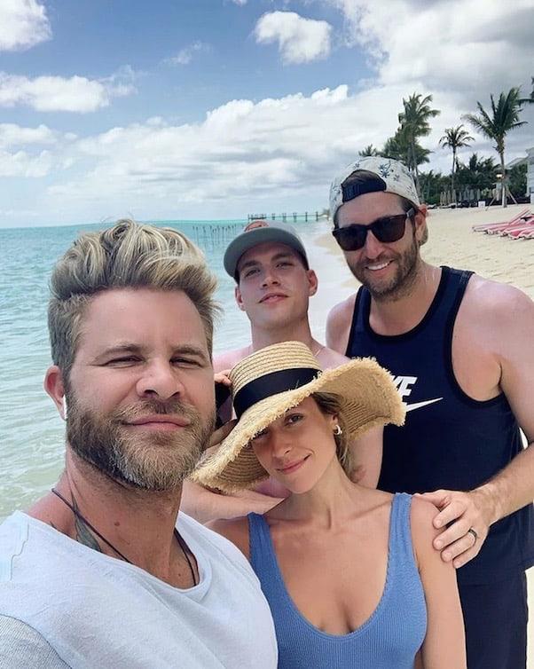 Kristin Cavallari and Jay Cutler Bahamas 3
