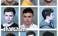 Unexpected dad Max Schenzel arrests mugshots
