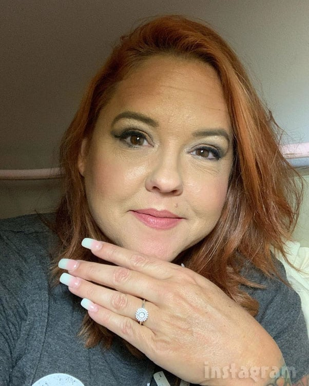 90 Day Fiance Before the 90 Days Rebecca Parrott engagement ring