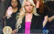 Before the 90 Days Stephanie Matto on Supreme Justice With Judge Karen Mills as Clarissa Vaughn in the episode Granny Panties