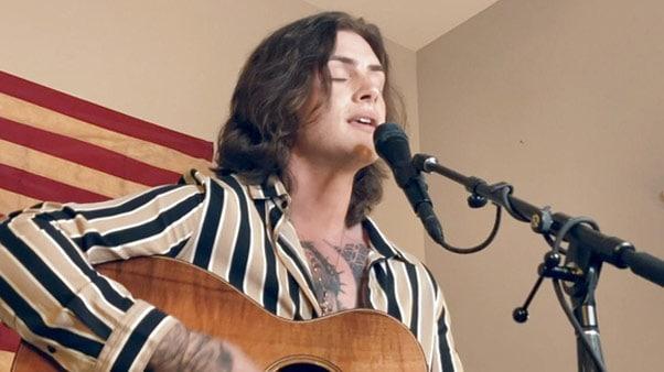 American Idol Dillon James