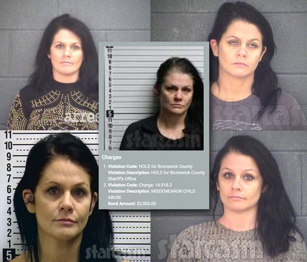 Jenelle's husband David Eason's sister Jessica arrested again
