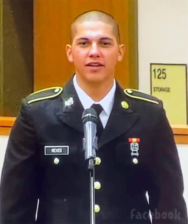 Diego Reyes Army