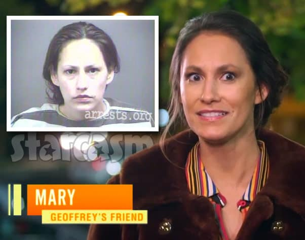 90 Day Fiance Before the 90 Days Geoffrey Paschel's girlfriend Mary Wallace arrested for domestic violence