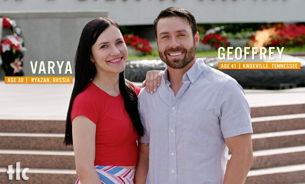 Geoffrey and Varya update 90 Day Fiance Before the 90 Days spoilers