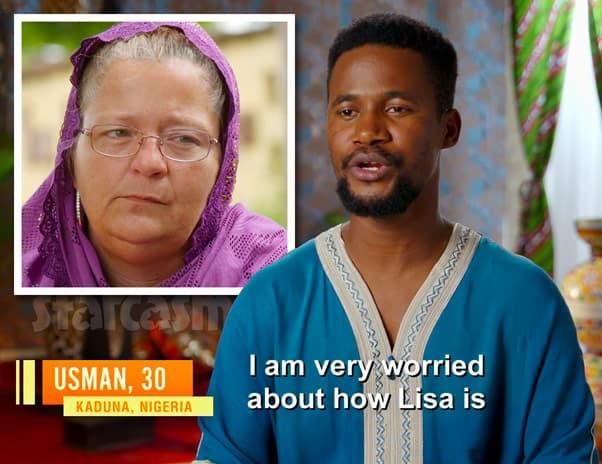 Lisa and Usman