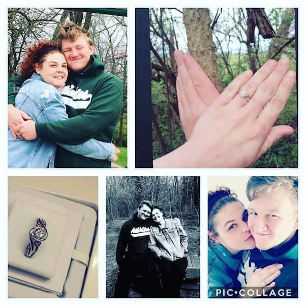 Sarah Neeley engaged 4