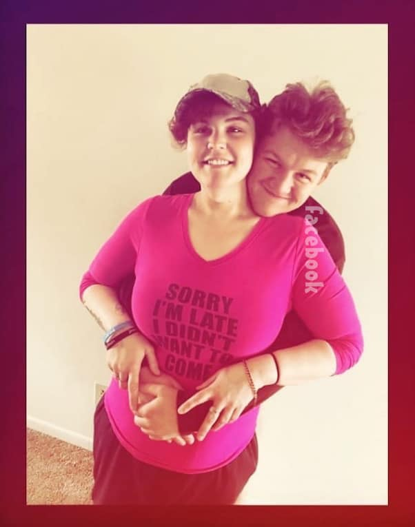 Sarah Neeley pregnant 2