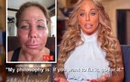 TLC sMothered mom Mary on plastic surgery