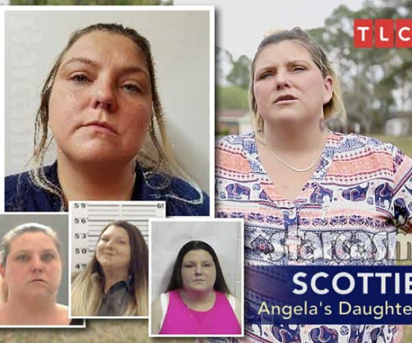 90 Day Fiance Before the 90 Days Angela Deem's daughter Scottie Deem released from prison