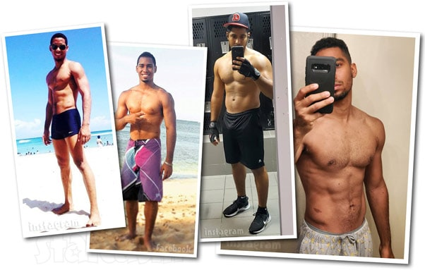90 Day Fiance Pedro weight loss photos