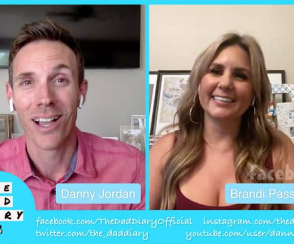 Storage Wars Brandi Passante interview with The Dad Diary's Danny Jordan