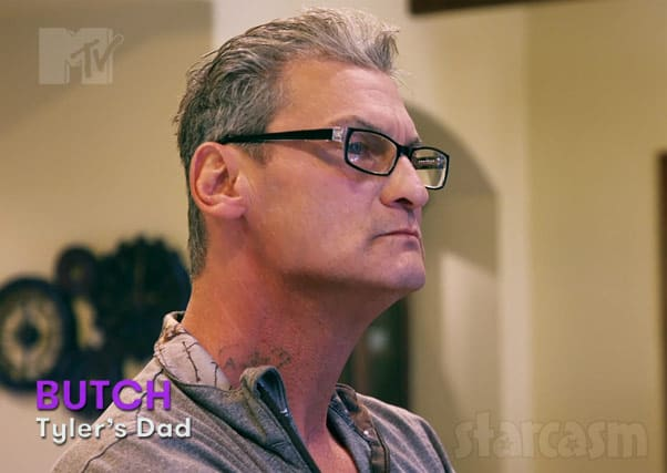 Tyler's dad Butch Baltierra