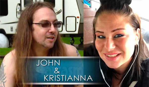 Love After Lockup John and Kristianna
