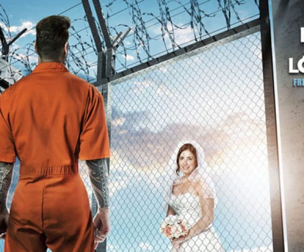 Love After Lockup Season 3 or Season 4 premieres July 17 2020 on WE tv
