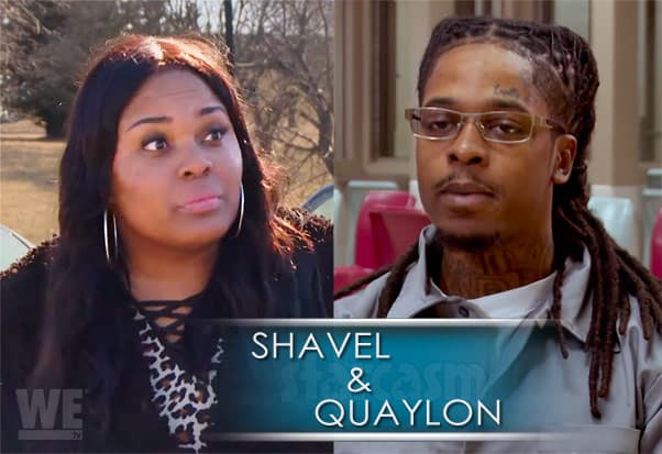 Love After Lockup Shavel and Quaylon