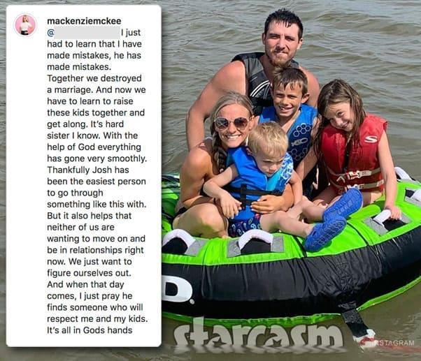 Teen Mom OG Mackenzie McKee and Josh McKee back together?