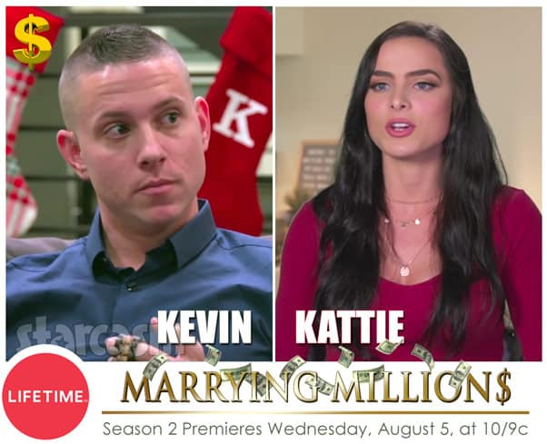 Marrying Millions Kevin and Kattie