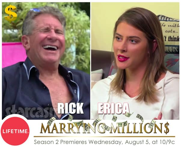 Marrying Millions Rick and Erica