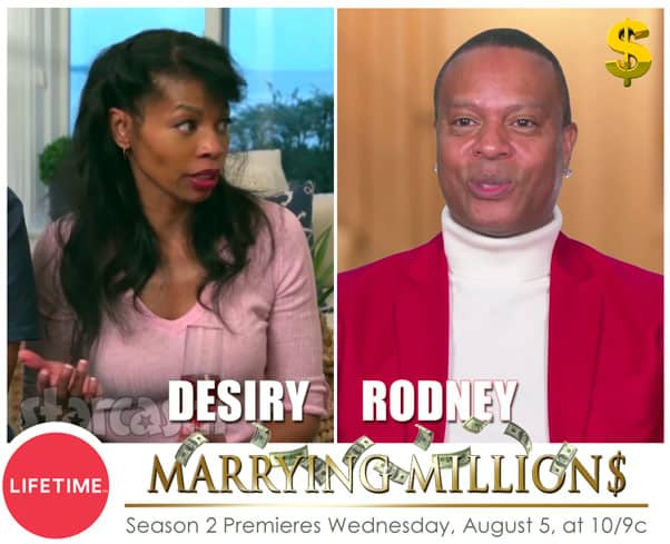 Marrying Millions Rodney and Desiry