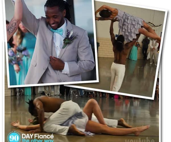 90 Day Fiance The Other Way Biniyam wedding video