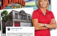 Below Deck Med Captain Sandy Yawn restaurant Jacksonville Florida
