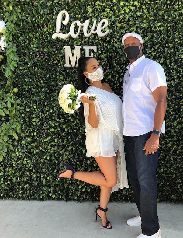 CeCe Gutierrez married 1