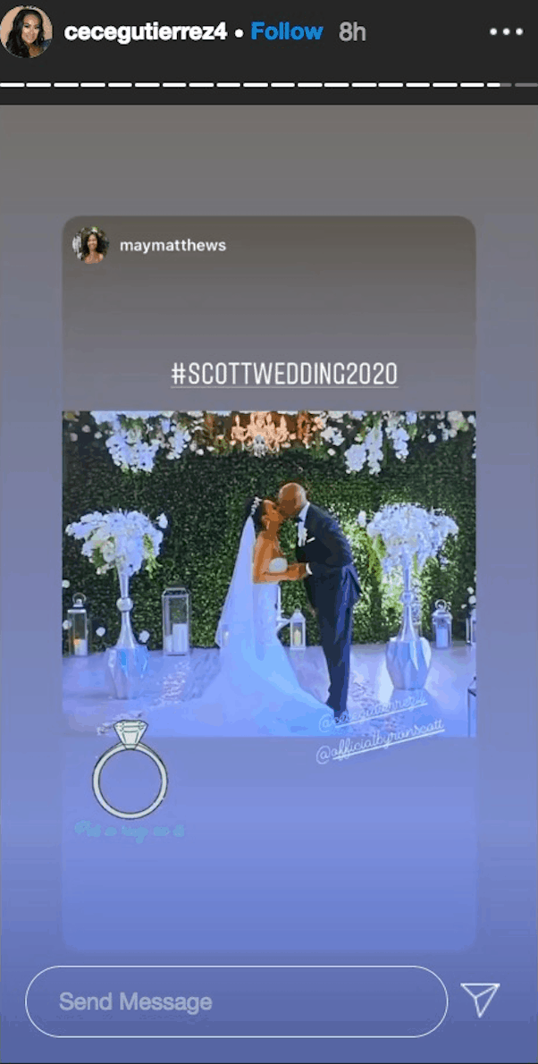 CeCe Gutierrez married 4