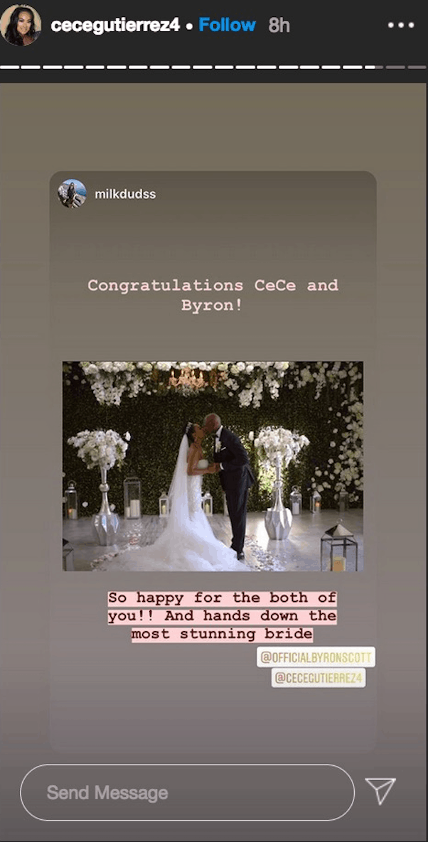 CeCe Gutierrez married 5