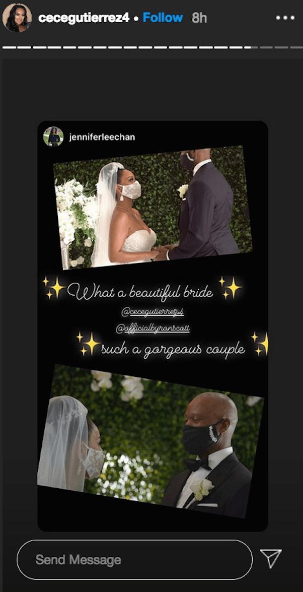 CeCe Gutierrez married 6