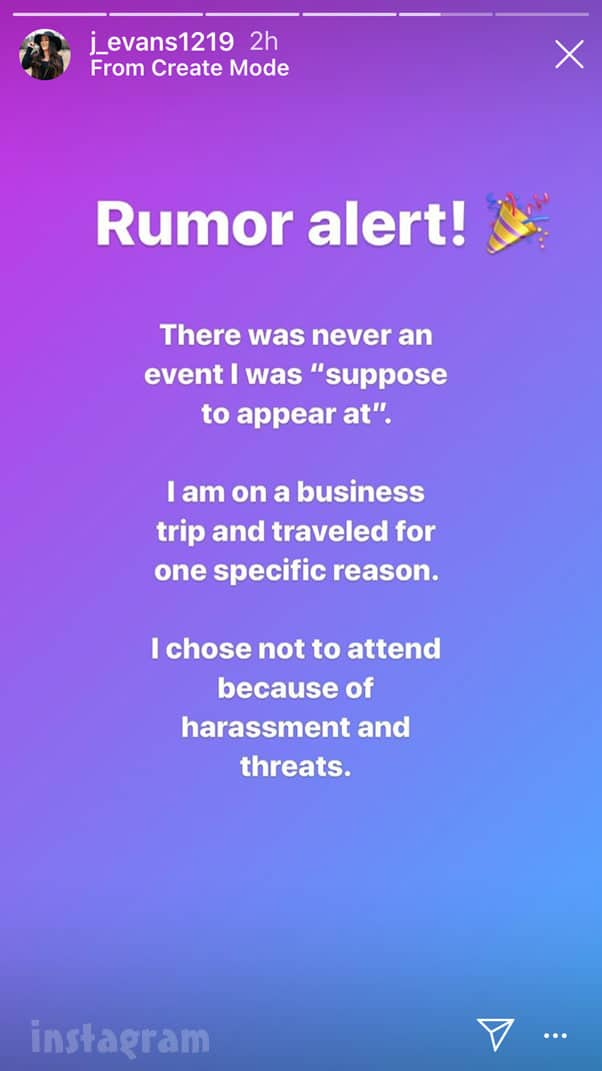 Teen Mom 2 Jenelle Evans and David Eason Burnt River Farms Cannabis Company pot store meet and greet cancelled