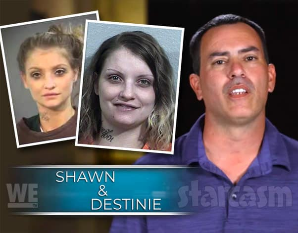 Love After Lockup Shawn Destinie catfish