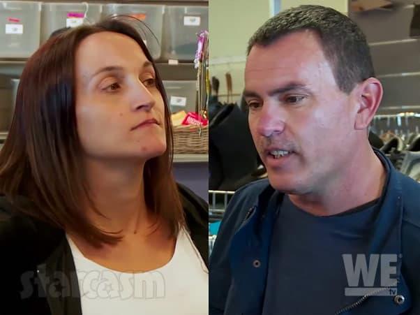 Love After Lockup Shawn Osborne and ex Kelly