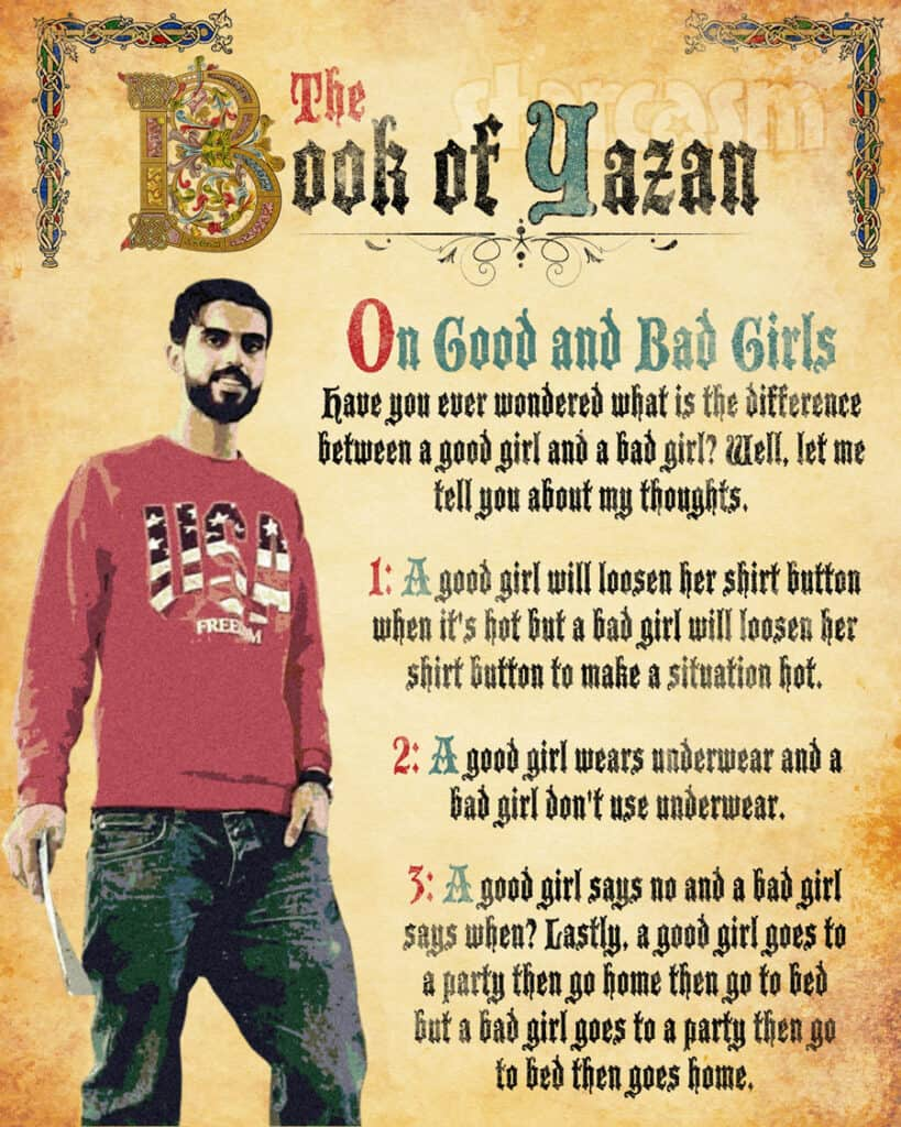 90 Day Fiance The Other Way The Book of Yazan