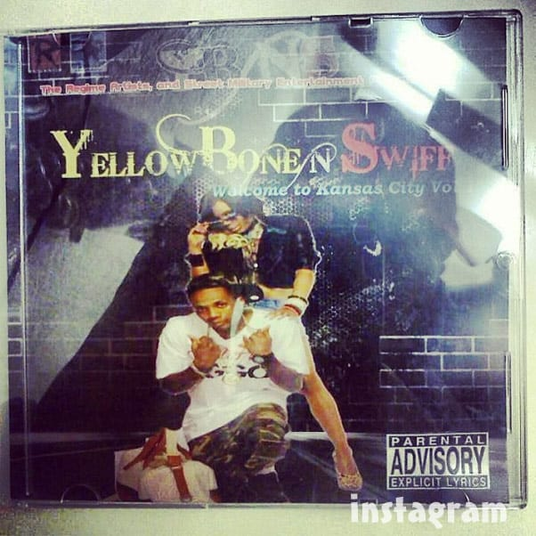 Love After Lockup Shavel Yellowbone n Swift CD Welcome to Kansas City Volume 1