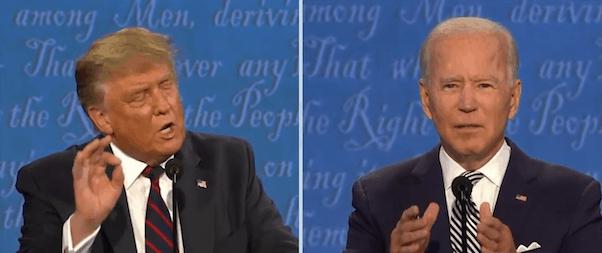 First 2020 presidential debate 1
