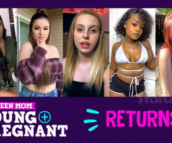 MTV Teen Mom Young and Pregnant returning for a new season with full cast