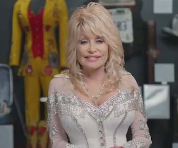 Dolly Parton topless 1