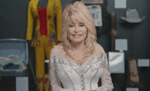 Dolly Parton topless 2
