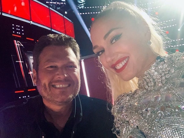 Gwen and Blake engaged 2