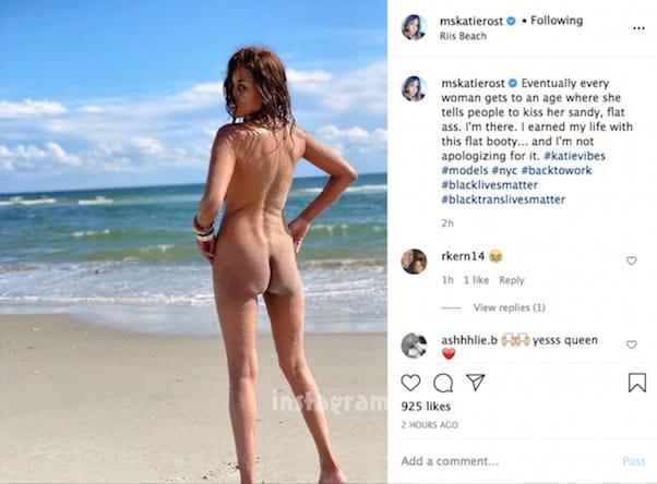Katie Rost nude 2