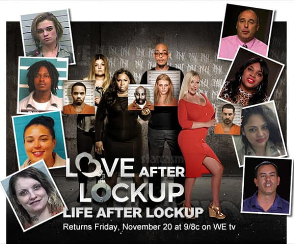 Love After Lockup Life After_Lockup Season 3 cast November 2020 WE tv